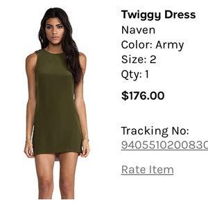 Maven twiggy dress